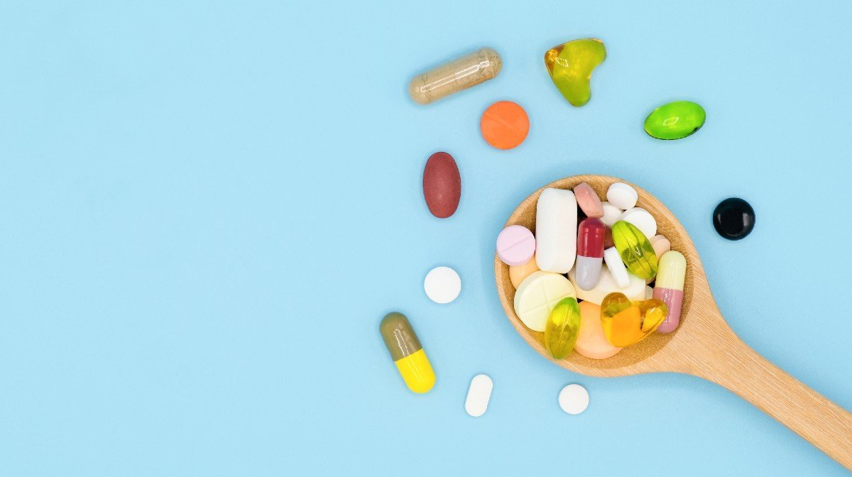 10 Best Vitamins & Supplements For Energy
