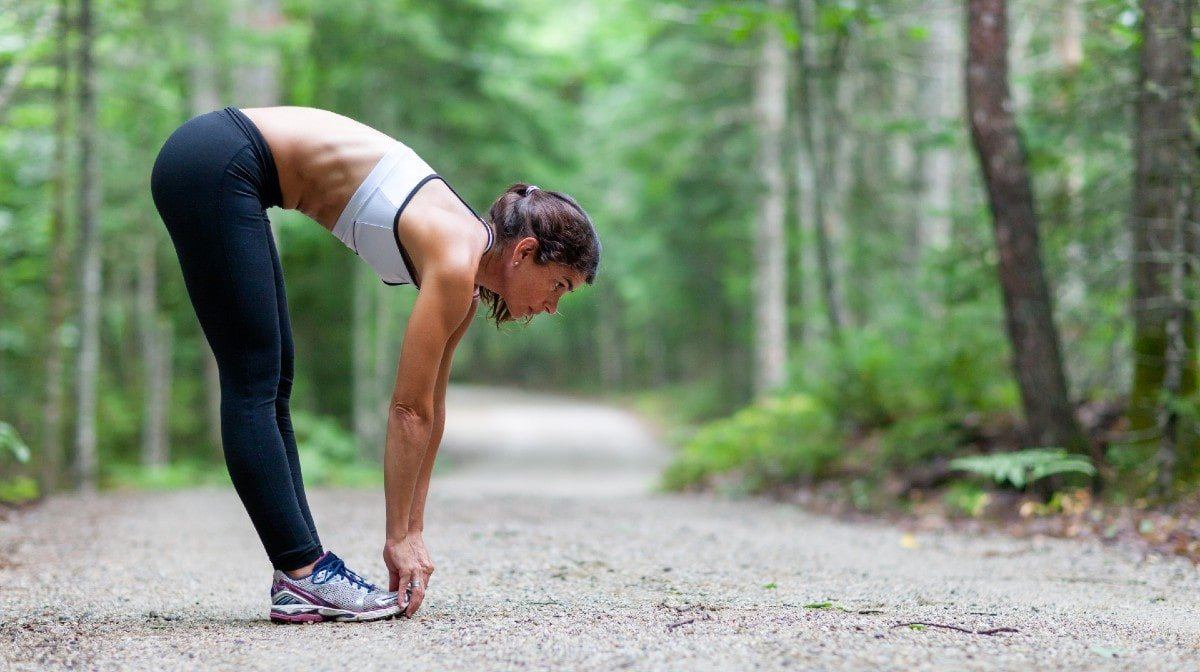 Get A Sweat On Quick With This 10-Minute Outdoor HIIT Workout