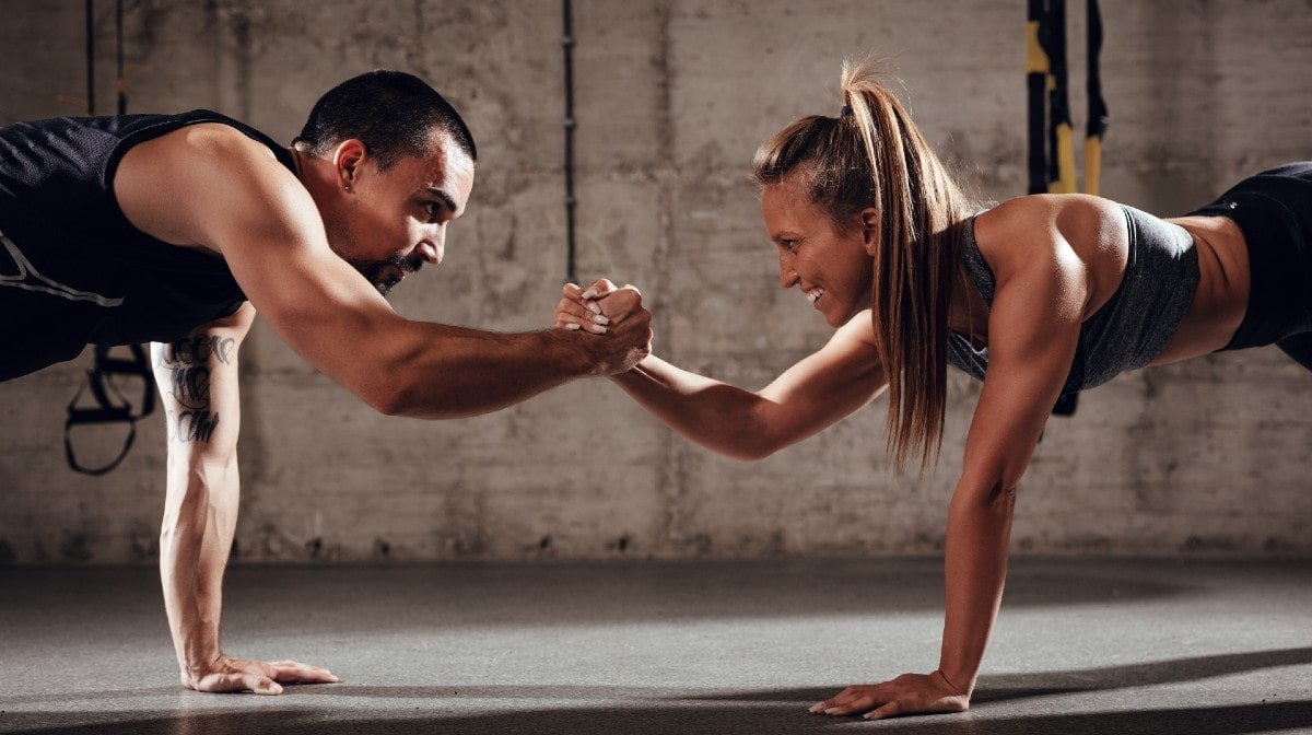 The Science Behind Getting Motivated To Workout
