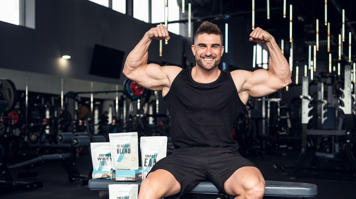 6-Time Mr Olympia Competitor Ryan Terry Shares His Secrets