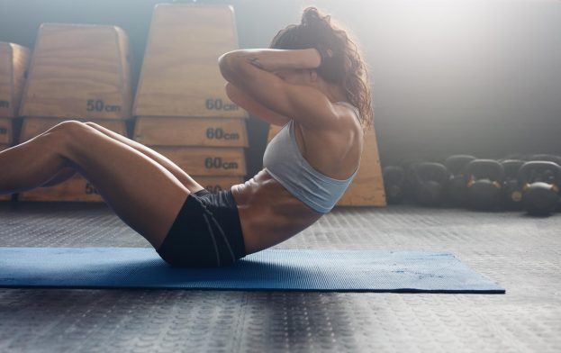 Can You Handle This Insane 30-Day Ab Challenge?