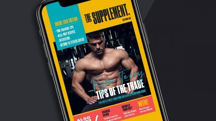 Myprotein Digital Magazine: The Supplement Edition Two Is Out Now