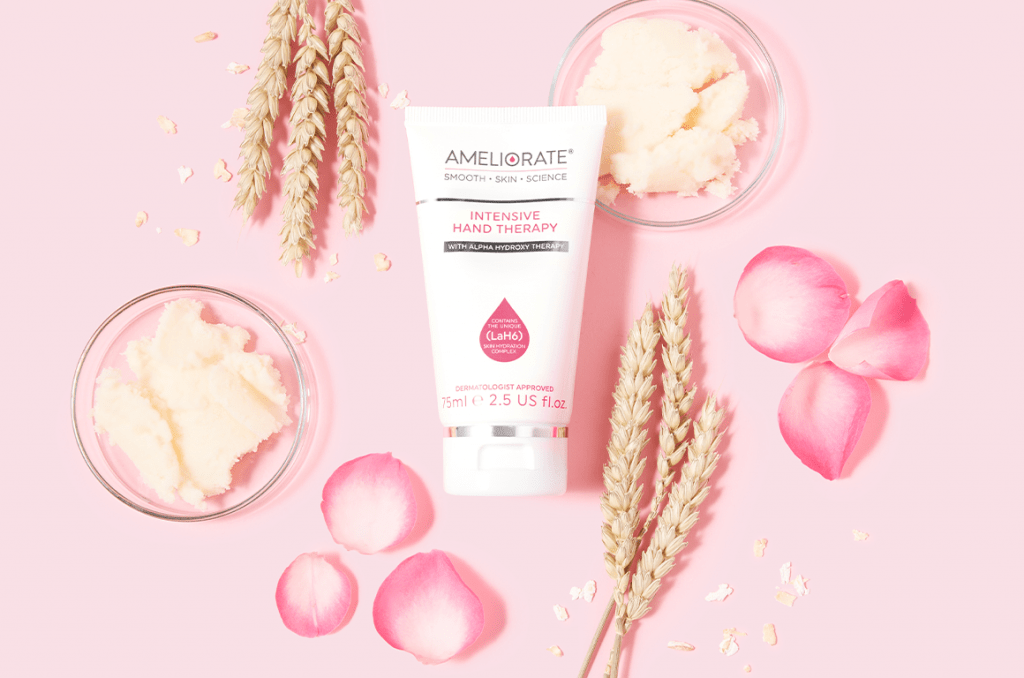 rose hand therapy cream