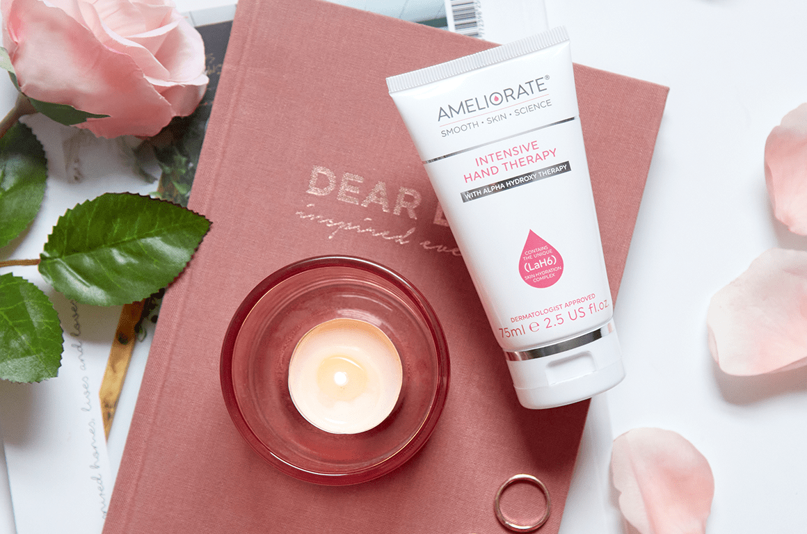 rose hand therapy lotion