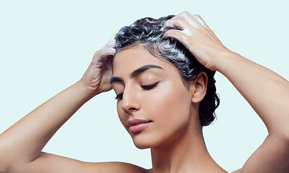 treating dry scalp