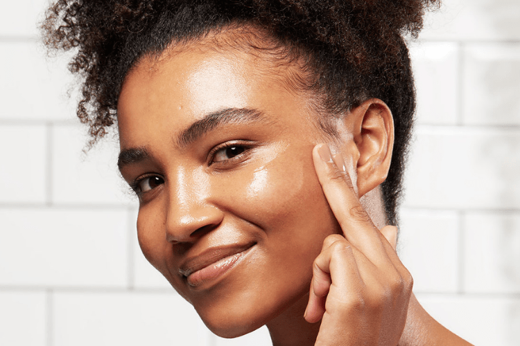 dry skin face