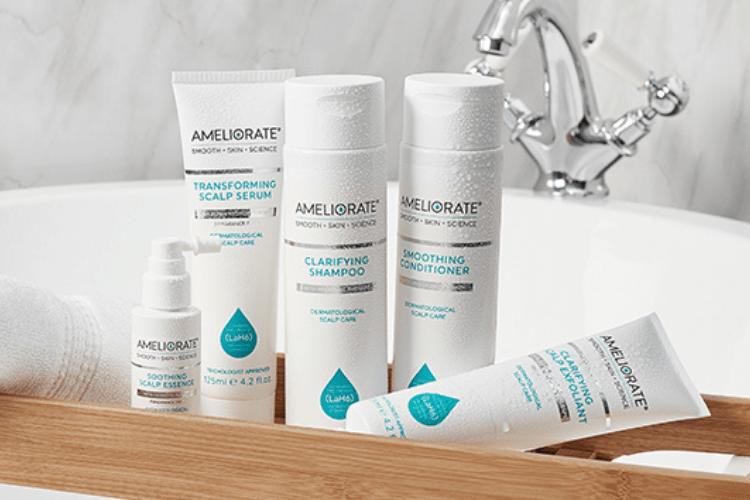 scalp care dry skin in winter