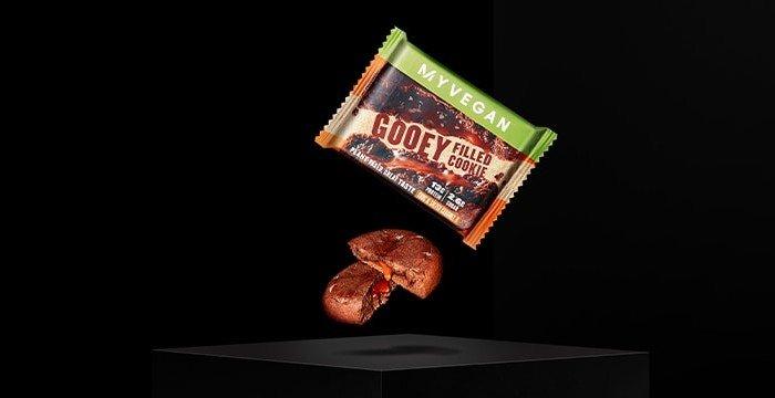 vegánska proteínová sušienka