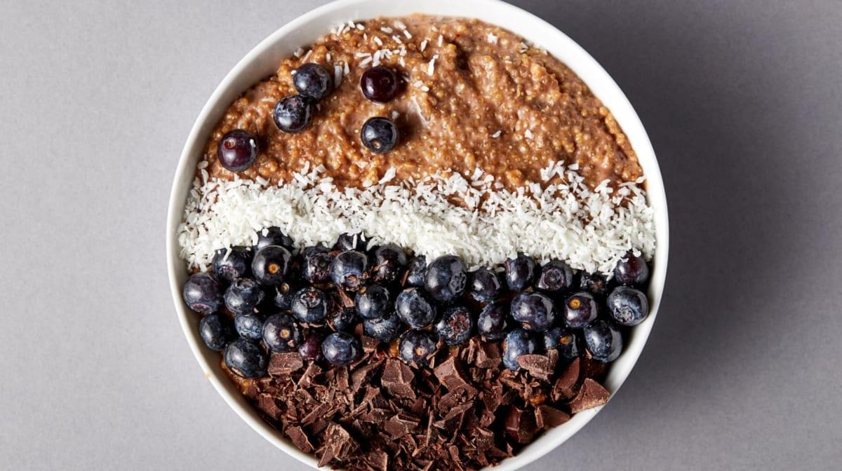 Raňajková quinoa