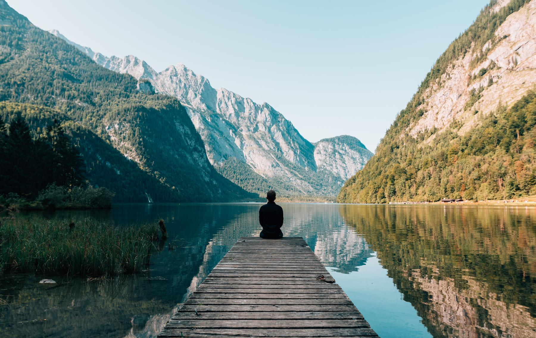 meditácia - zdravá myseľ