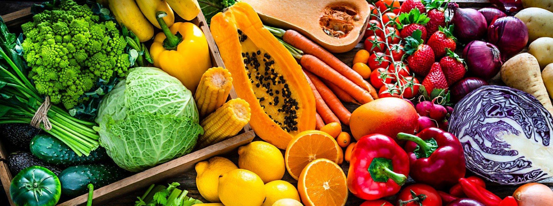 Poďme spolu jesť viac zeleniny a ovocia!