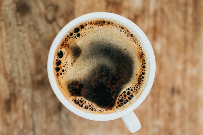 káva a kofeín