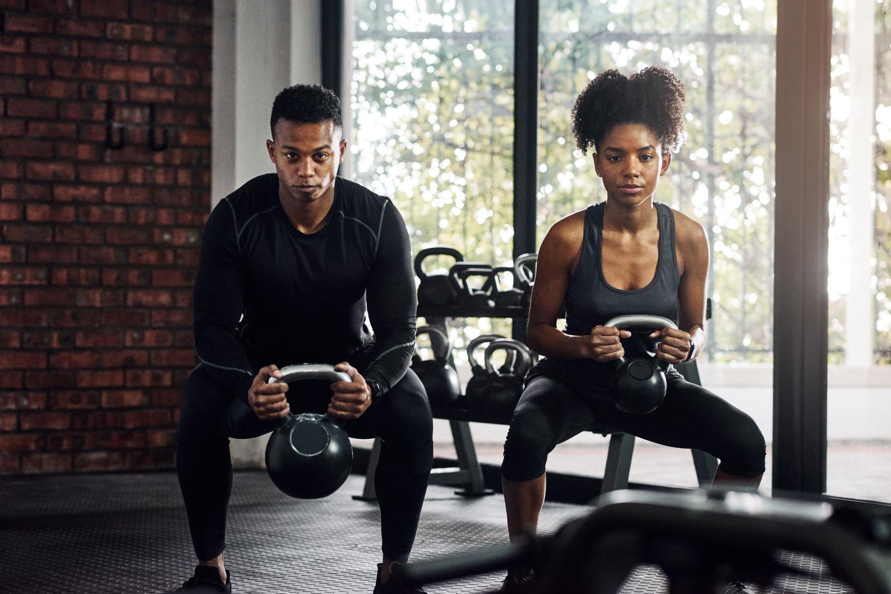 Mali by muži a ženy trénovať rozdielne?
