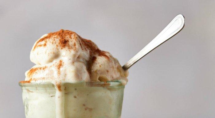 zmrzlina s double brownie