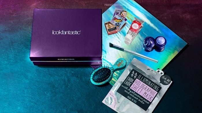 Ontdek de lookfantastic Oktober Beauty Box 2019