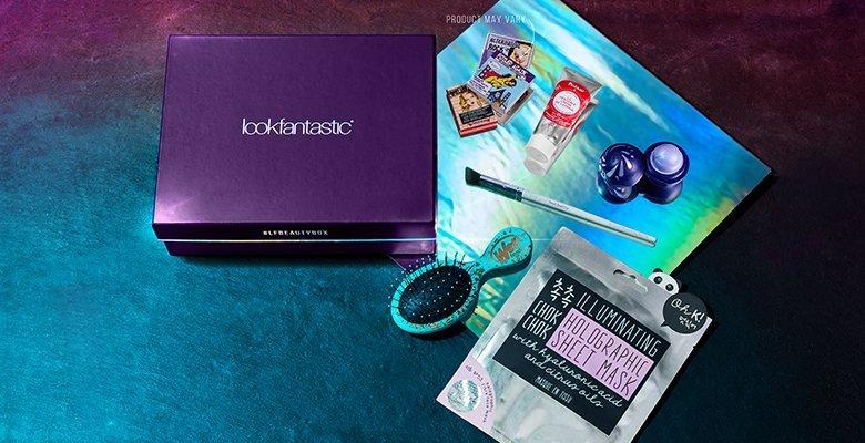 Ontdek de lookfantastic Oktober Beauty Box 2019