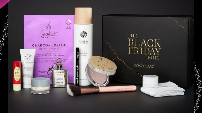 De Black Friday editie van de Beauty Box 2019