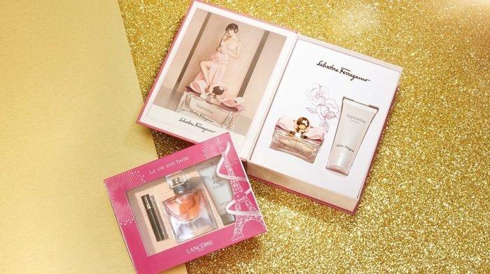 10 x de beste parfum cadeausets voor de feestdagen