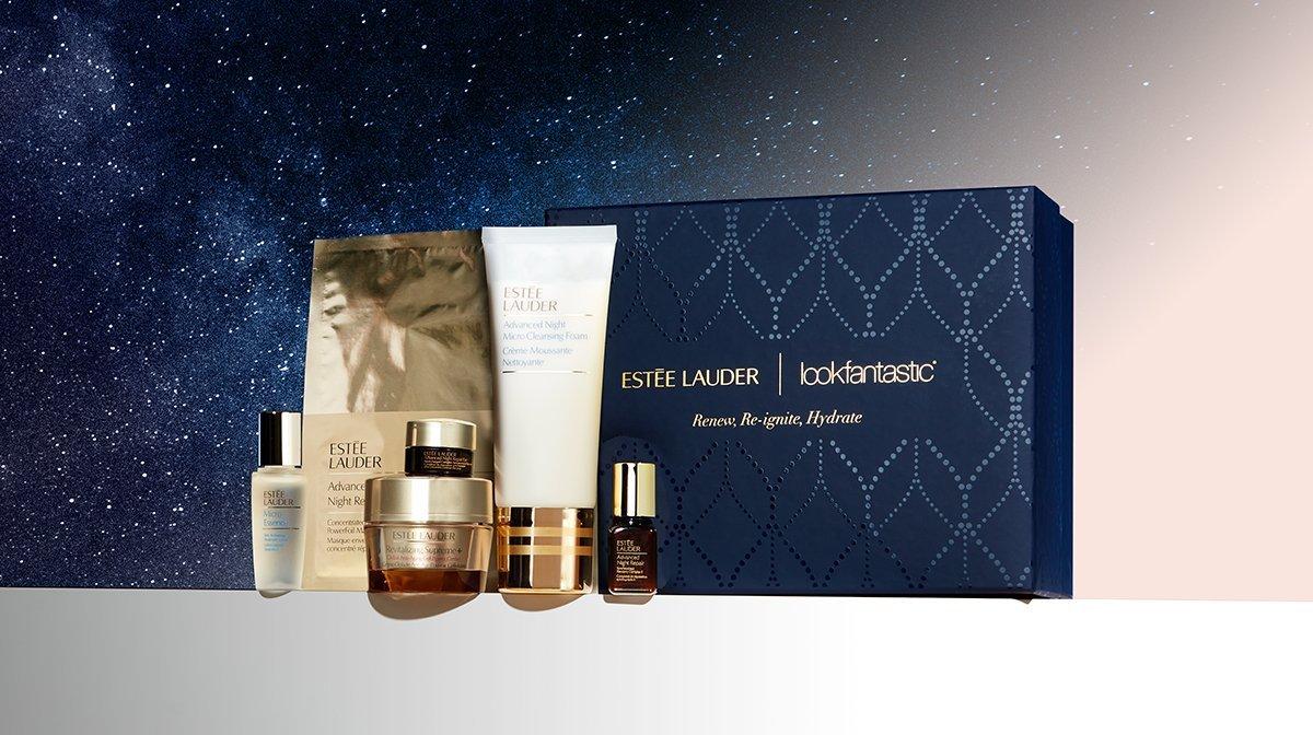 De lookfantastic x Estée Lauder Limited Edition Beauty Box