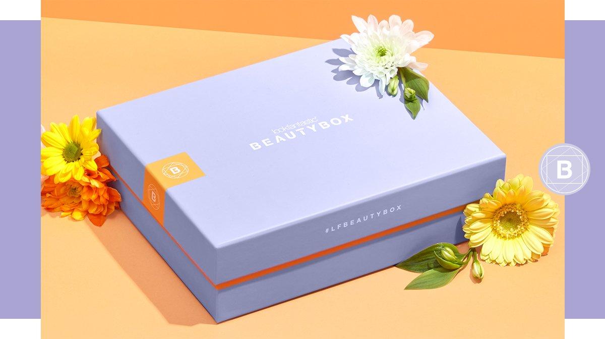 Ontdek onze april 'lente' Beauty Box 2020