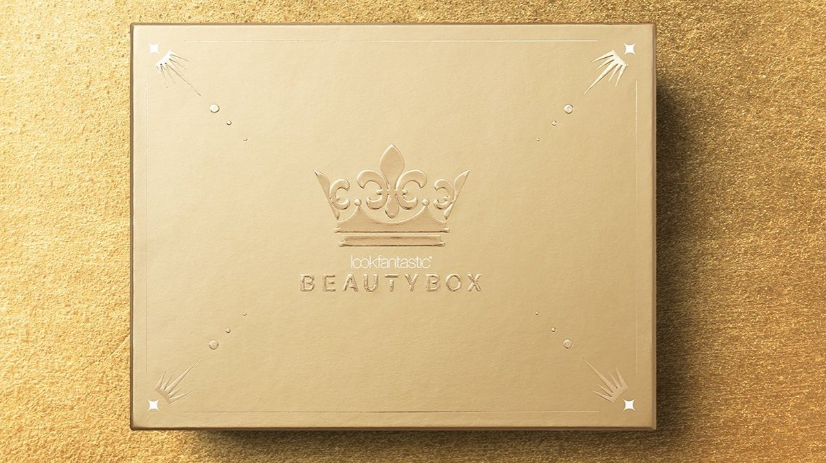 Ontdek de Royal Beauty Box 2020