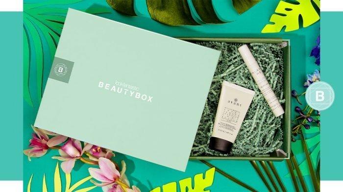 Ontdek onze 'botanical' editie mei Beauty Box 2020