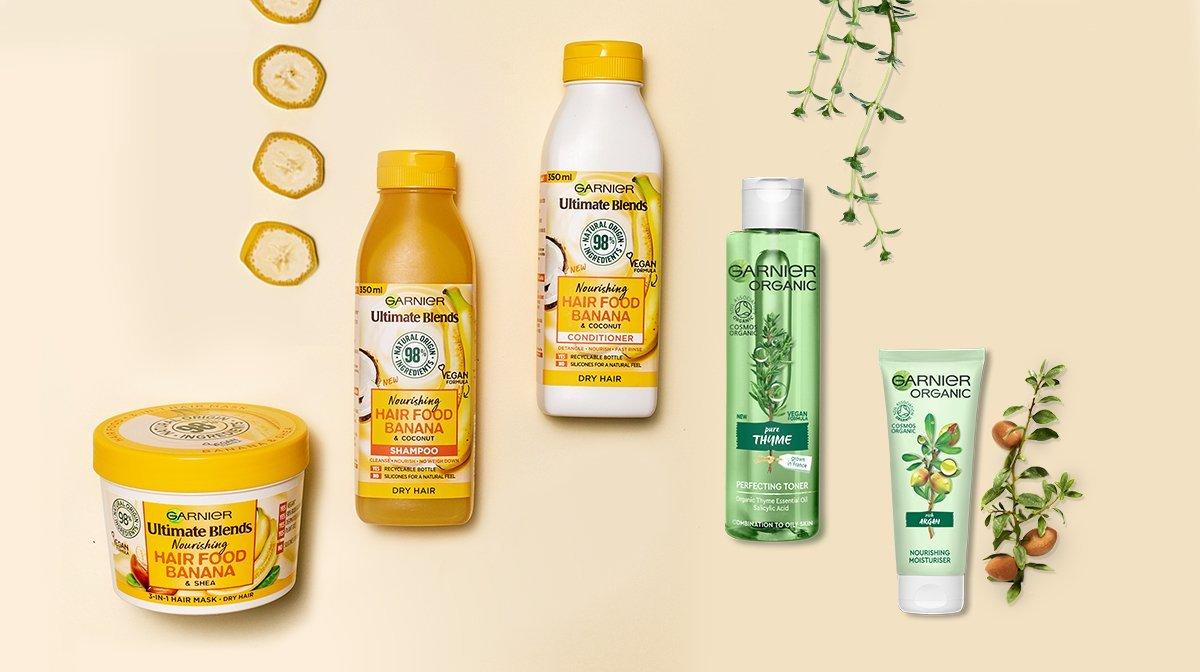 5 essentiële biologische en natuurlijke ingrediënten