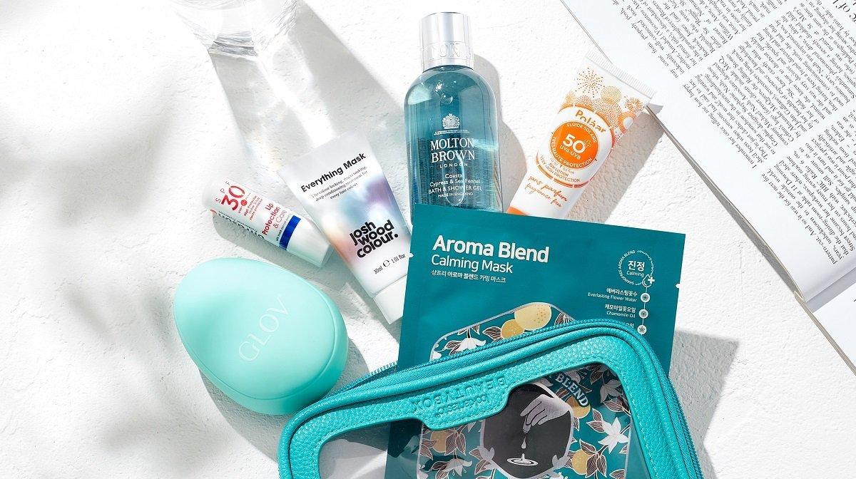 Ontdek onze juni Beauty Box 'Staycation' editie 2020