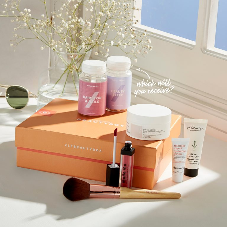 'Sunkissed' Beauty Box
