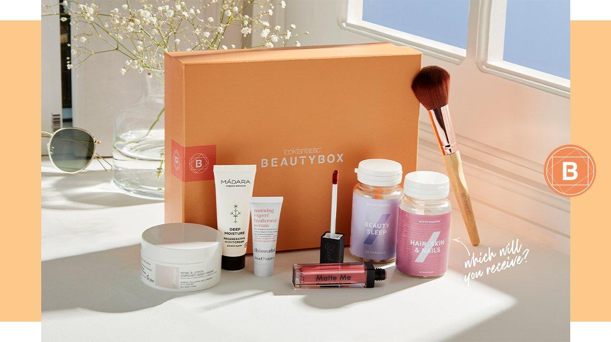 Ontdek onze juli 'Sunkissed' Beauty Box 2020