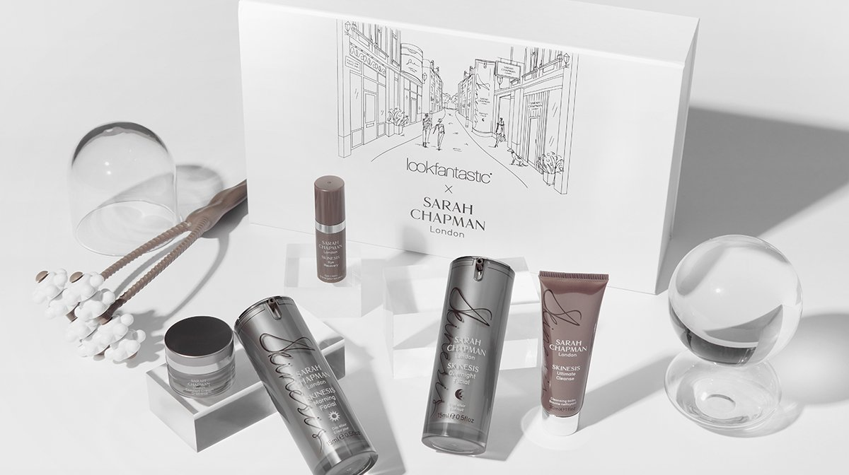 Ontdek Sarah Chapman Limited Edition Beauty Box