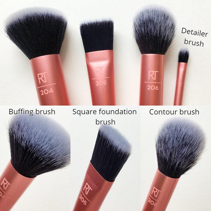 brush, 刷具, 刷具組, RT, Real Techniques, 美妝蛋