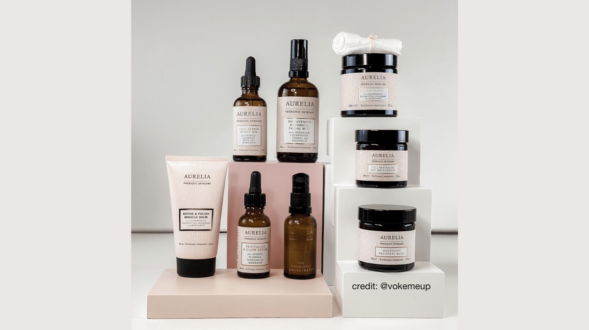 Protect, Restore and Balance the Skin from Within – Aurelia Probiotic Skincare