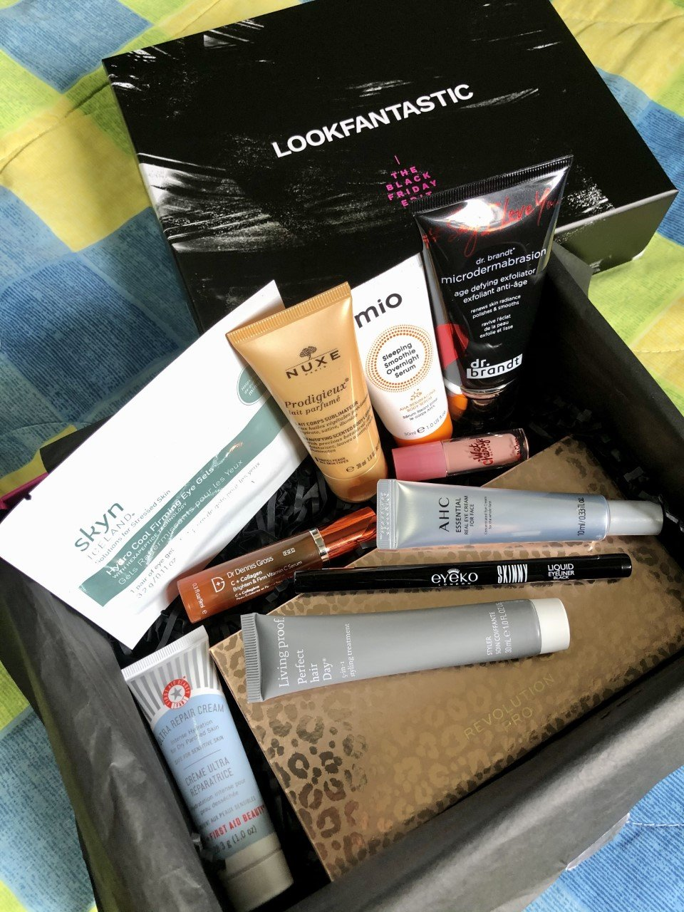 Discover The Black Friday Edit LOOKFANTASTIC Beauty Box