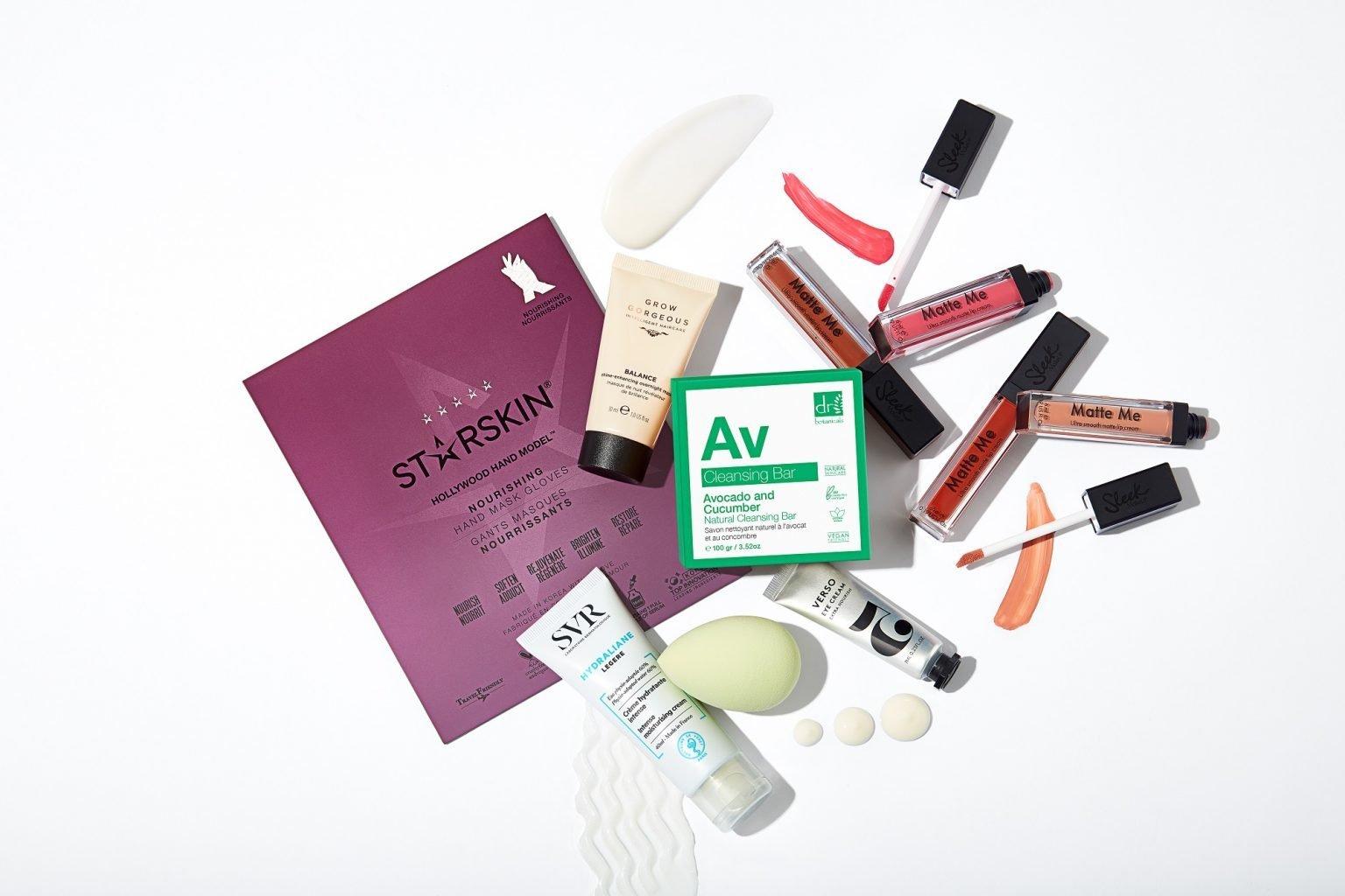 New year, new LOOKFANTASTIC Beauty Box: January Restoration Edition