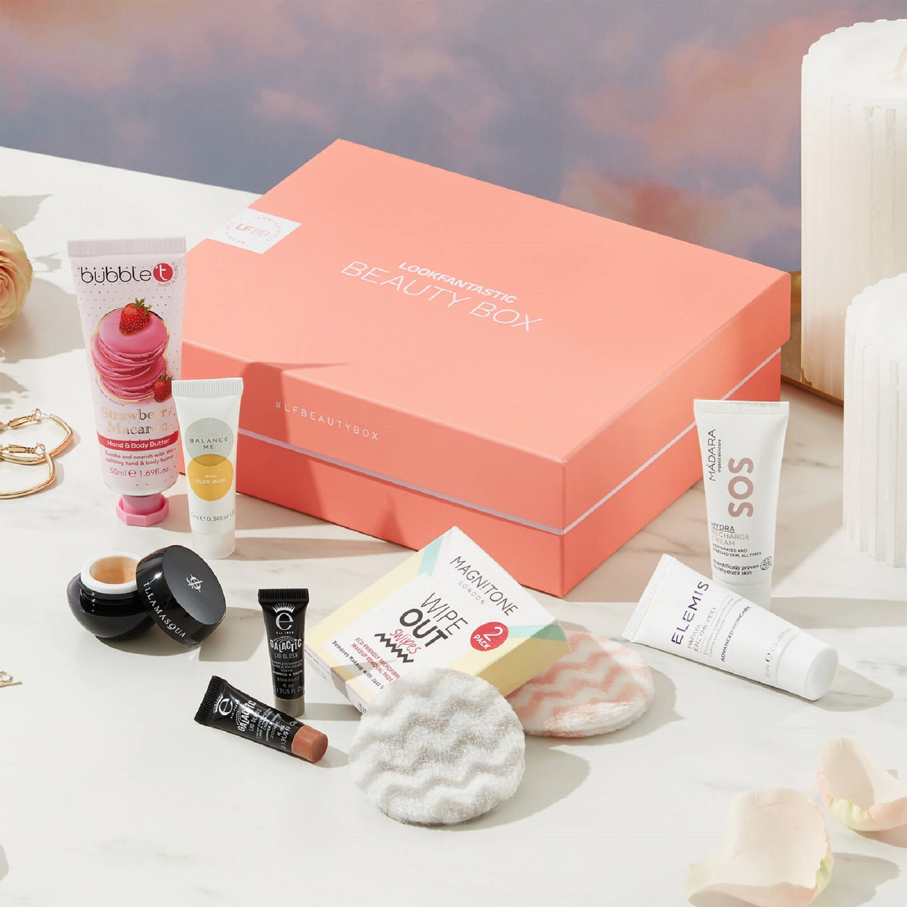 Discover our February 'Treasure' Edition LOOKFANTASTIC Beauty Box