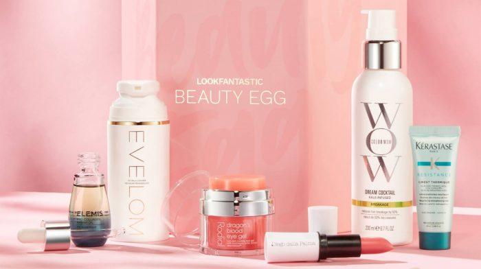 Discover LOOKFANTASTIC Beauty Egg 2021
