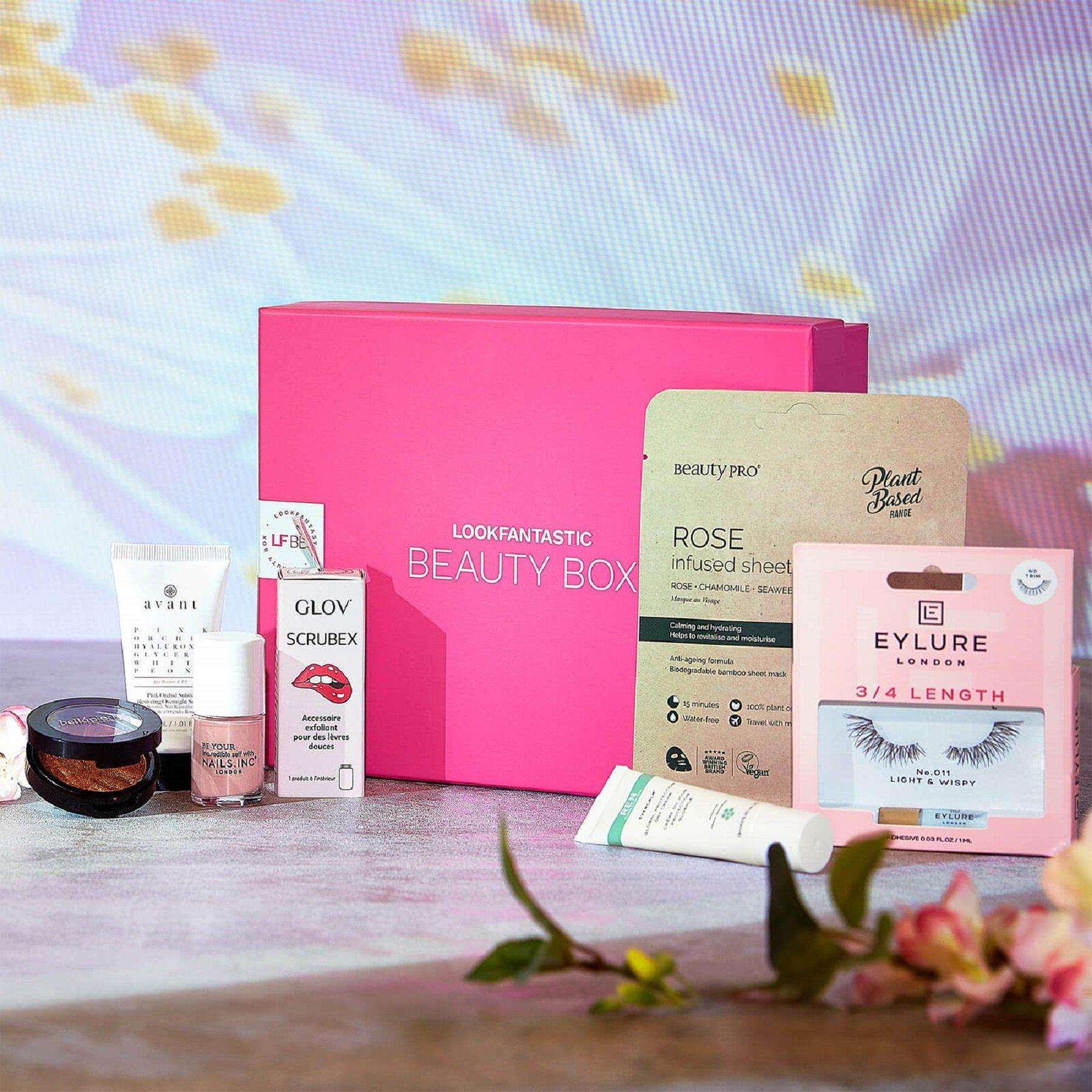 Discover April 'Blossom' Edition LOOKFANTASTIC Beauty Box