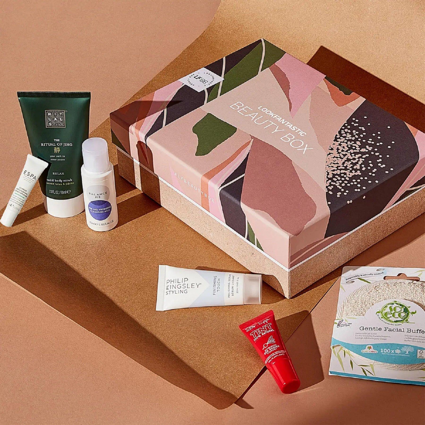 Discover June 'Elements' Edition LOOKFANTASTIC Beauty Box
