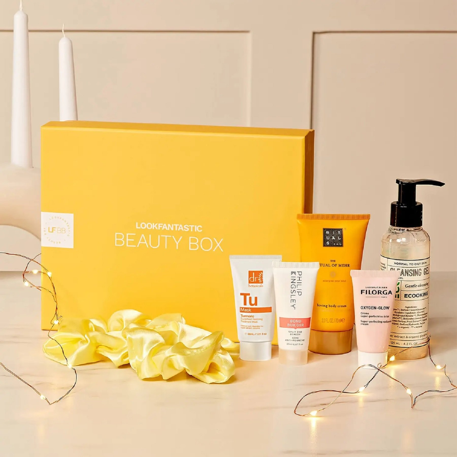 Discover October LOOKFANTASTIC Beauty Box