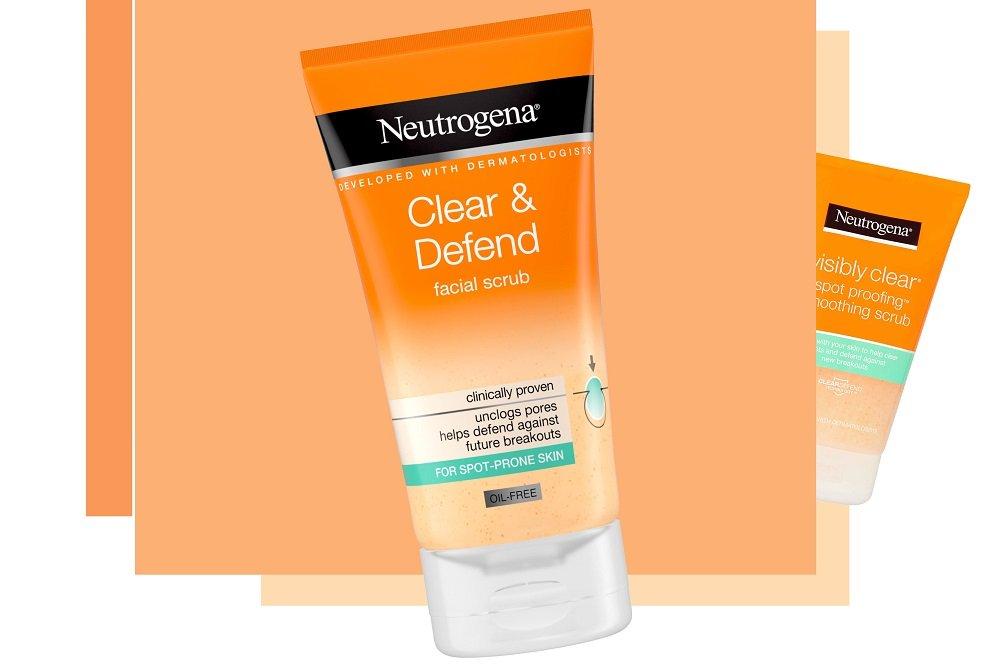 neutrogena spot proofing neutrogena clear & defend