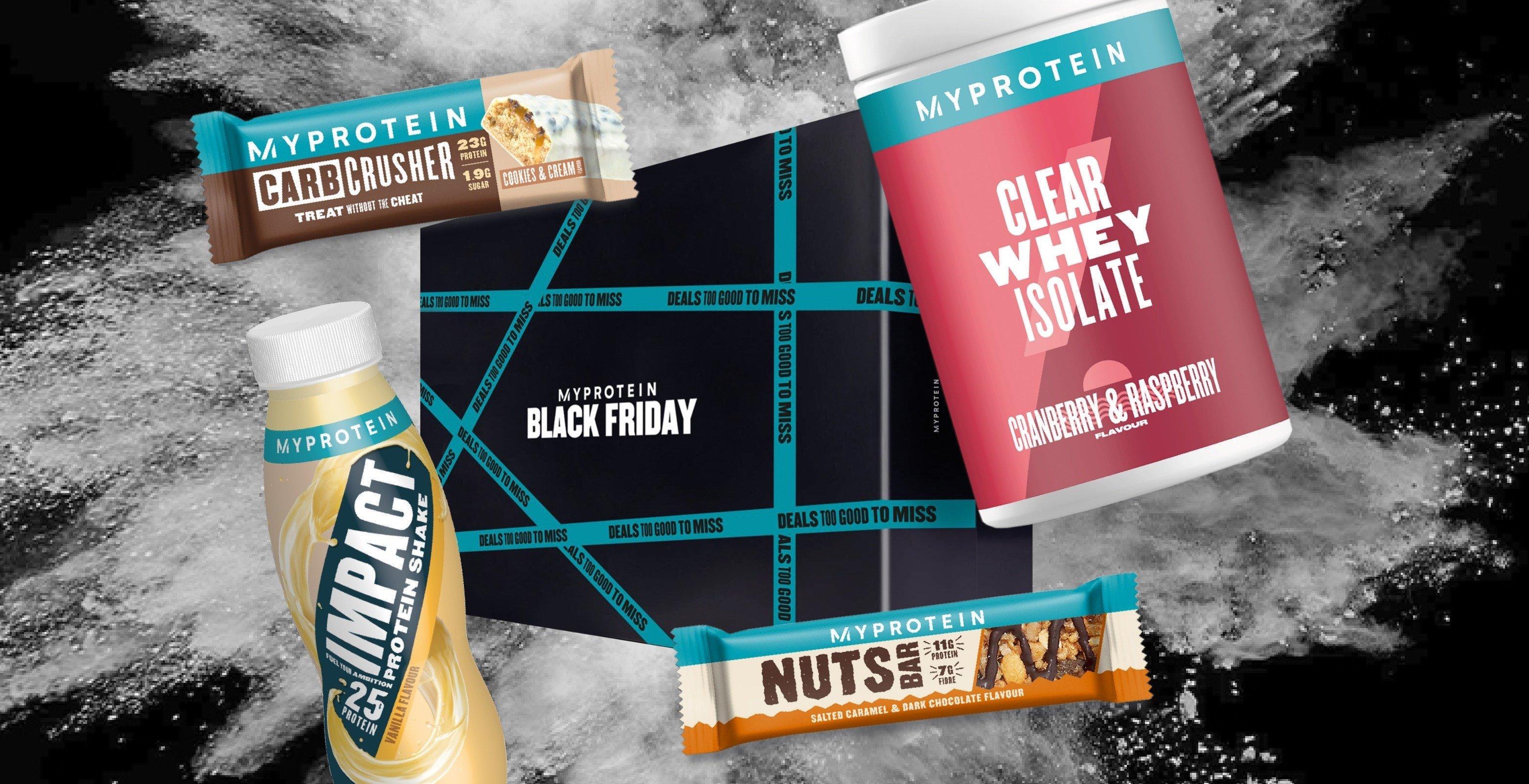 Vad du bör köpa på Black Friday | Erbjudanden, kosttillskott, hälsa & nutrition