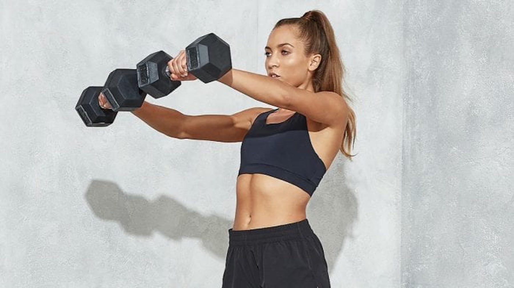 Hur många kalorier bränner man under styrketräning