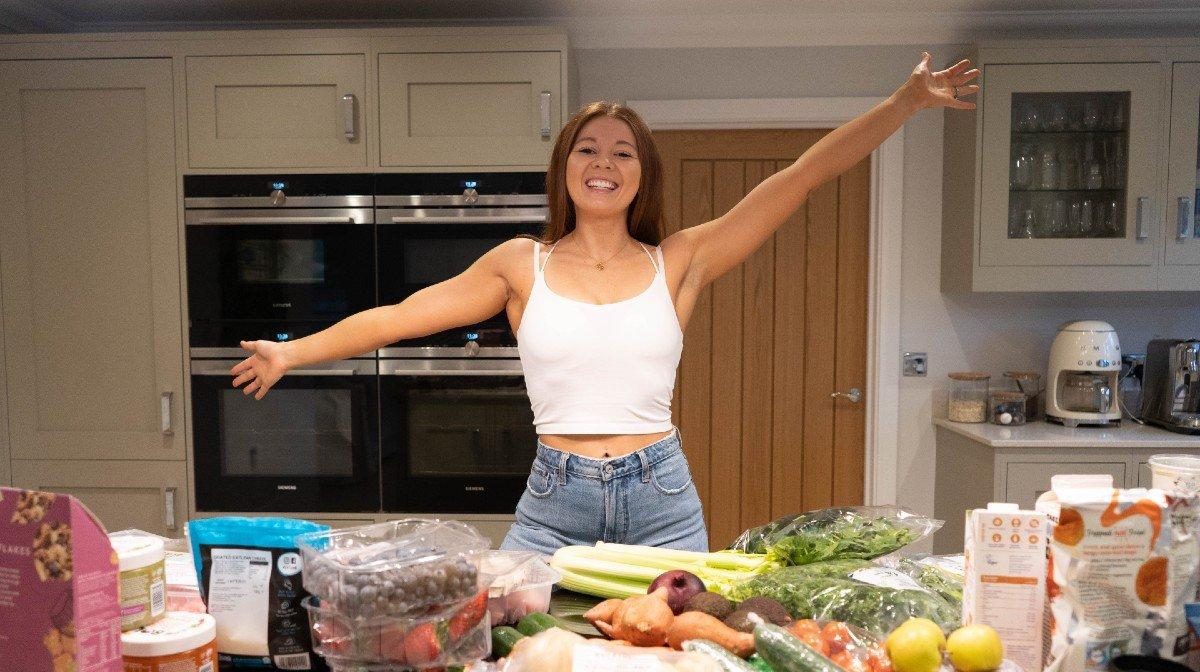 Em Ricketts delar sina 5 favoriter av hälsosamma snacks | Enkla & Goda