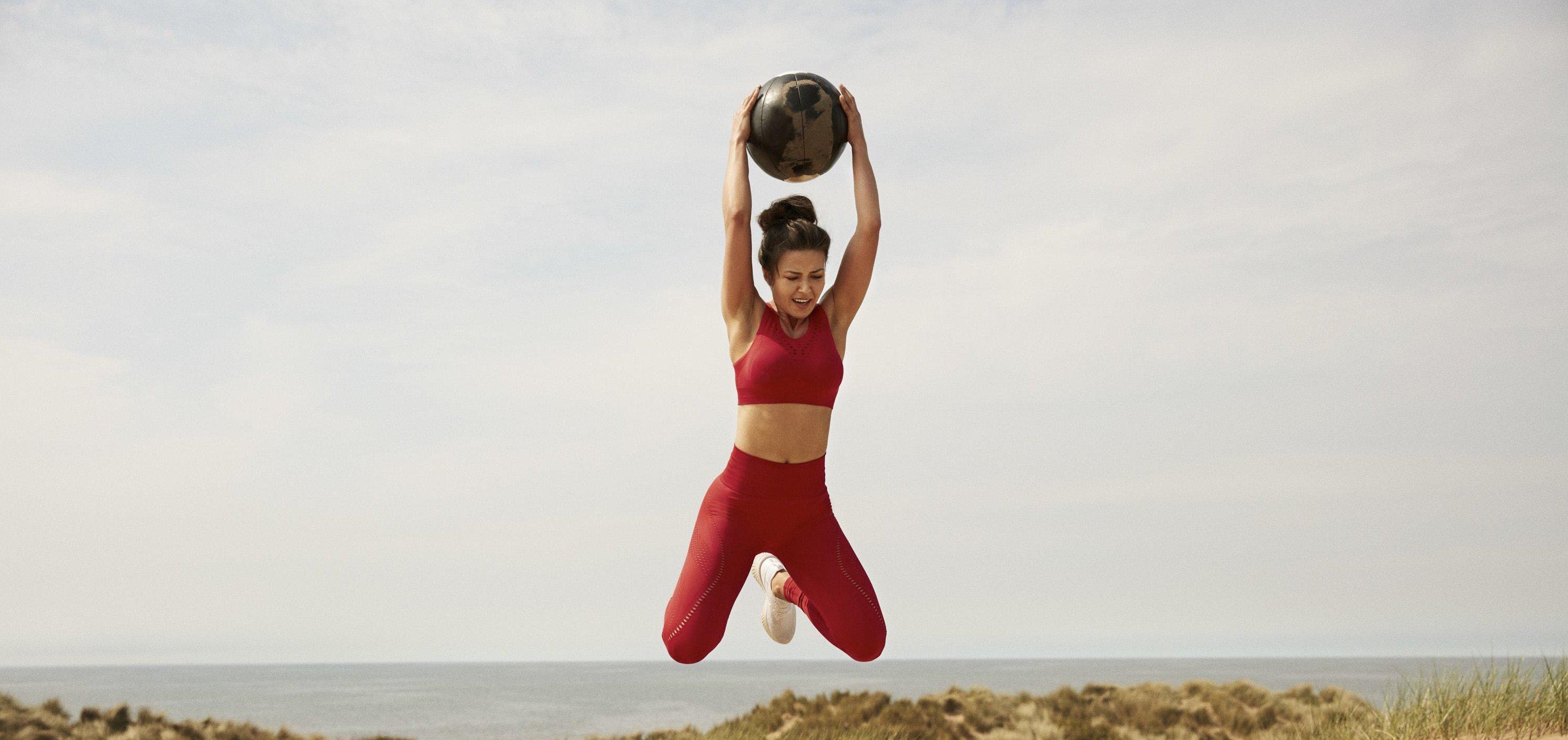 Bryt ner alla hinder för träning | Internationella kvinnodagen