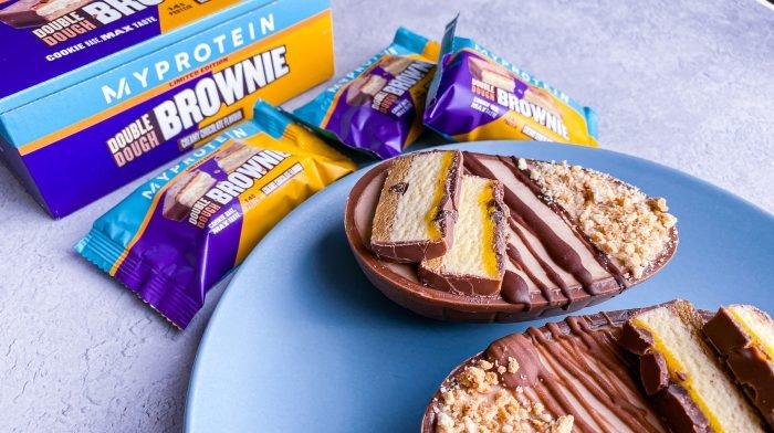 Den ultimata påskäggsdesserten | Proteincheesecake