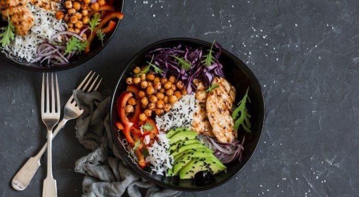 Endomorph Diet:  Vad bör en endomorph äta?