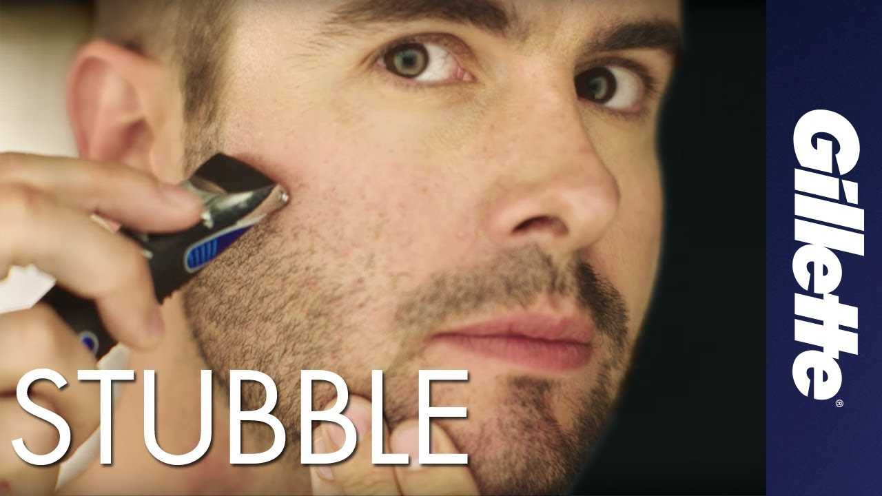How To Shave A 3 Day Stubble Beard Gillette Uk