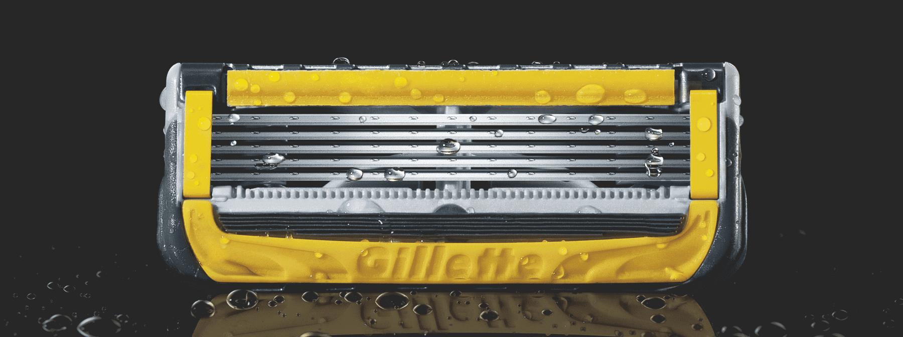 Why More Razor Blades Make a Difference: Gillette Multi-Blade Razors