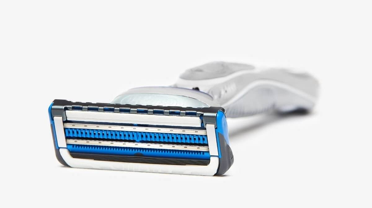 The Gillette SkinGuard Sensitive Razor